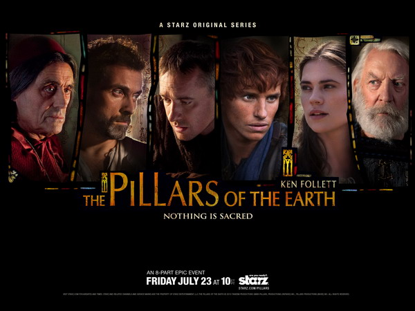 Pillars of the Earth series