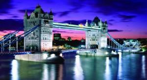 BBC Two announces new factual shows Tower Bridge London