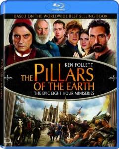 The Pillars Of The Earth Blu-Ray