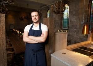 Design firm restores medieval banquet hall