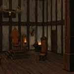 The Sims Medieval - Simple Throne