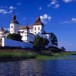 Läckö Castle at Väner Lake, Västra Götaland, Sweden