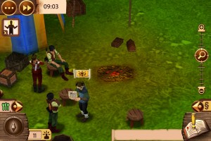 Sims Medieval iPhone