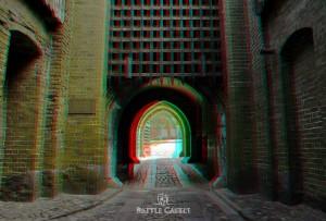 Malbork Portcullis 3d Battle Castle