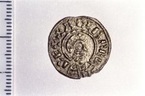Medieval Saxon Coin