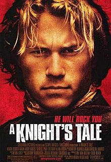 A Knights Tale - Geoffrey Chauce