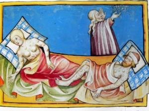Medieval Diseases Black Death