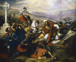 Battle of Tours 732