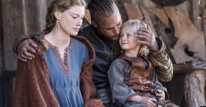 Viking Family Medieval