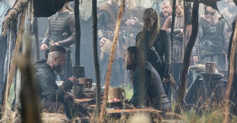 Vikings Ivar the Boneless