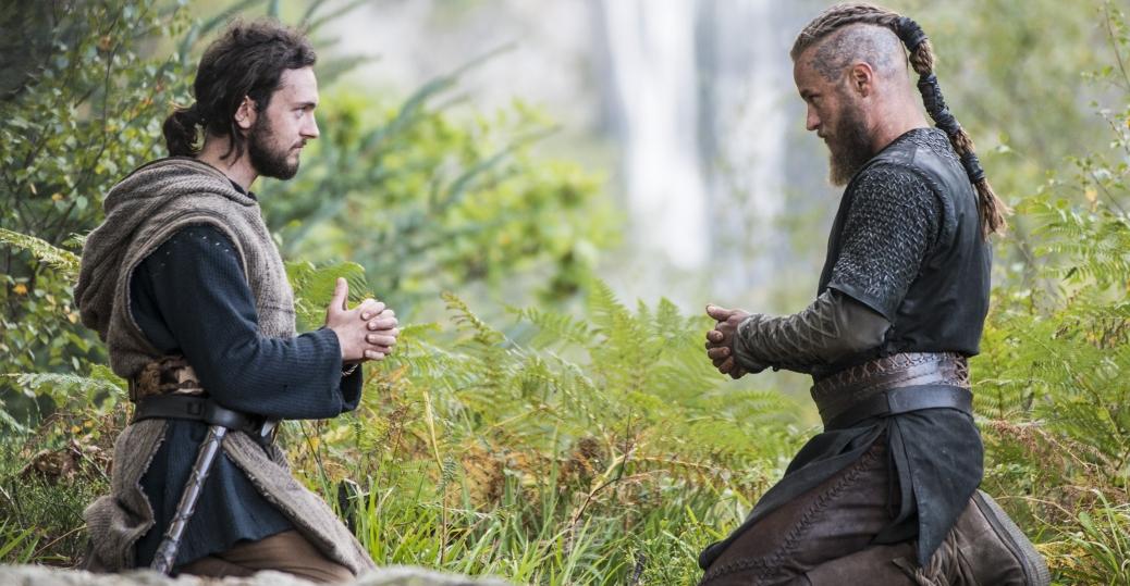 Vikings The Lord's Prayer
