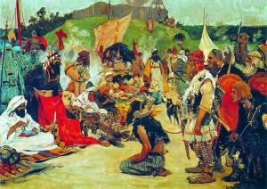 Medieval slave trade