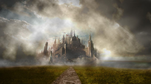 Castle-Clouds