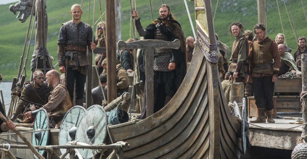 Vikings_Longship