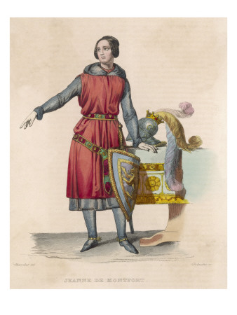 Warrior Princess Countess_Jeanne