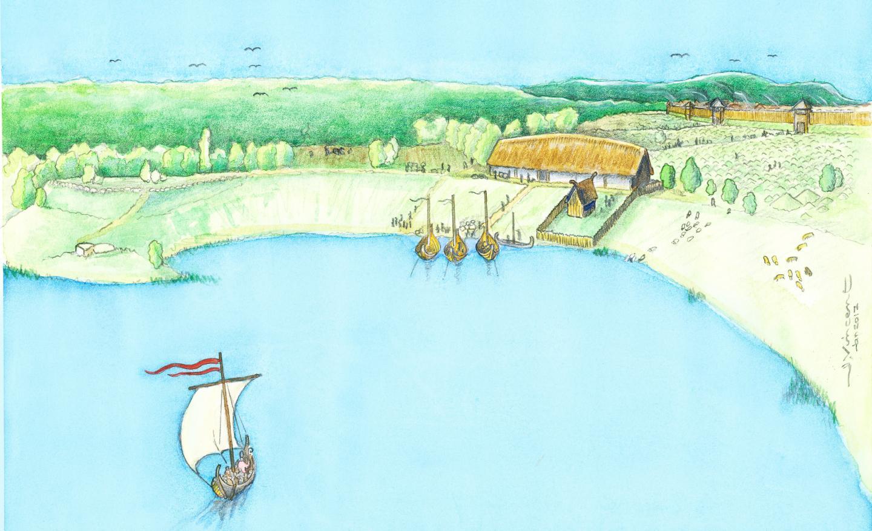 Sweden-Viking-Birka