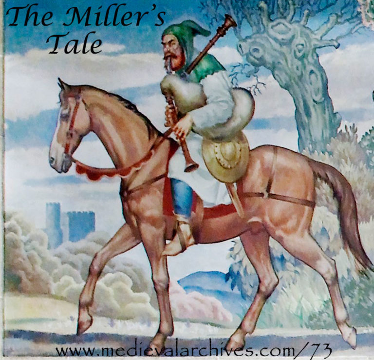 Canterbury Tale Millers_Tale